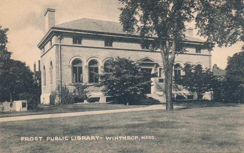 Winthrop, Massachusetts - Frost Public Library