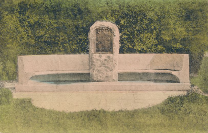 Canandaigua, New York - Monument for Armies of Sullivan and Clinton