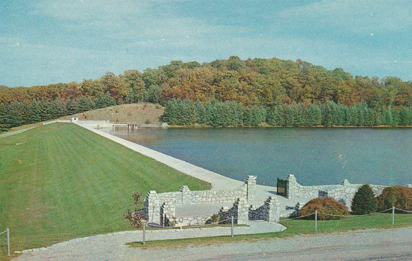 Hanover, Pennsylvania - Sheppard & Myers Impounding Dam