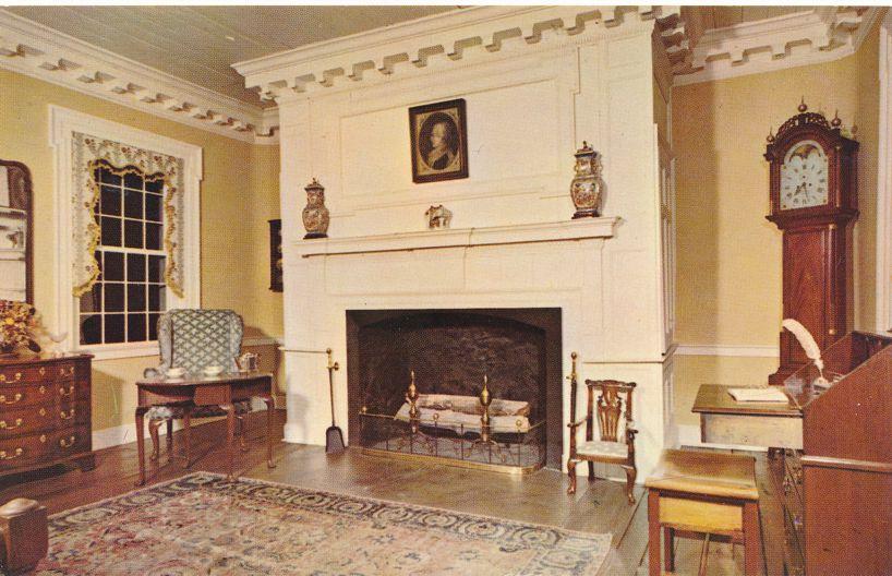 Ligonier, Pennsylvania - Fort Ligonier St. Clair Room
