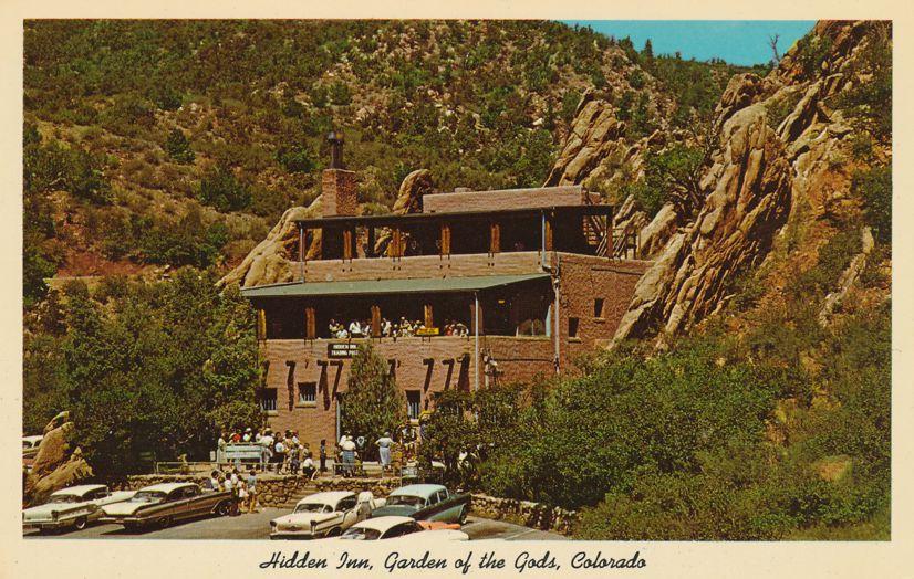 Garden Of The Gods, Colorado - Hidden Inn