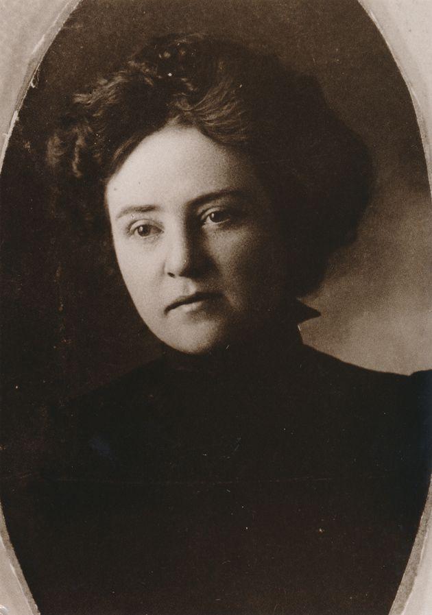 Ann Bassett Willis - Queen of the Outlaws - Circa 1904 - Western USA - Recent Print