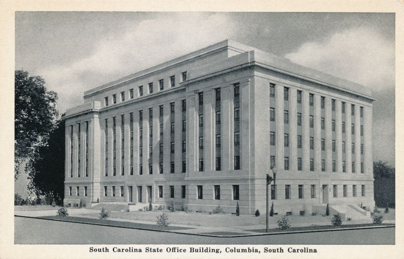 State Office Building - Columbia, South Carolina