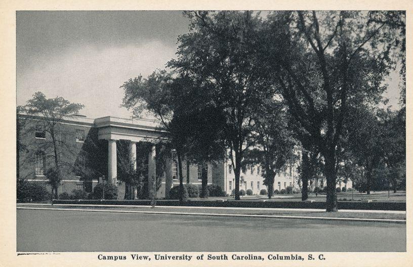 University of South Carolina at Columbia, South Carolina