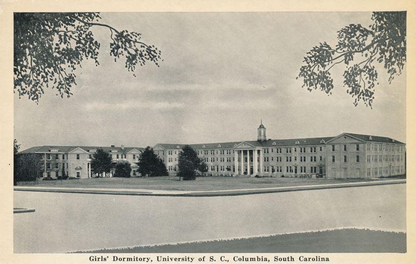 Girls' Dormitory University of South Carolina at Columbia