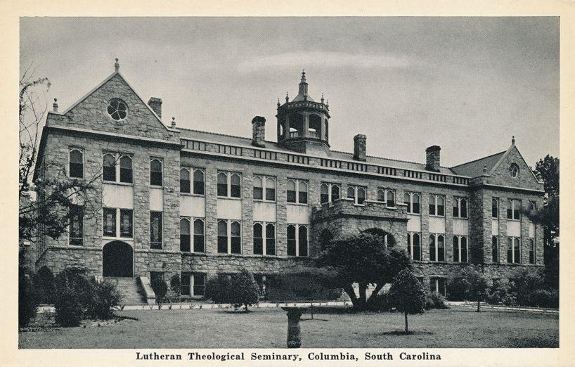 Lutheran Theological Seminary - Columbia, South Carolina