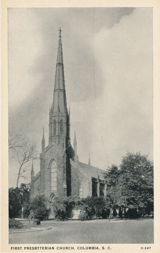 First Presbyterian Church - Columbia, South Carolina