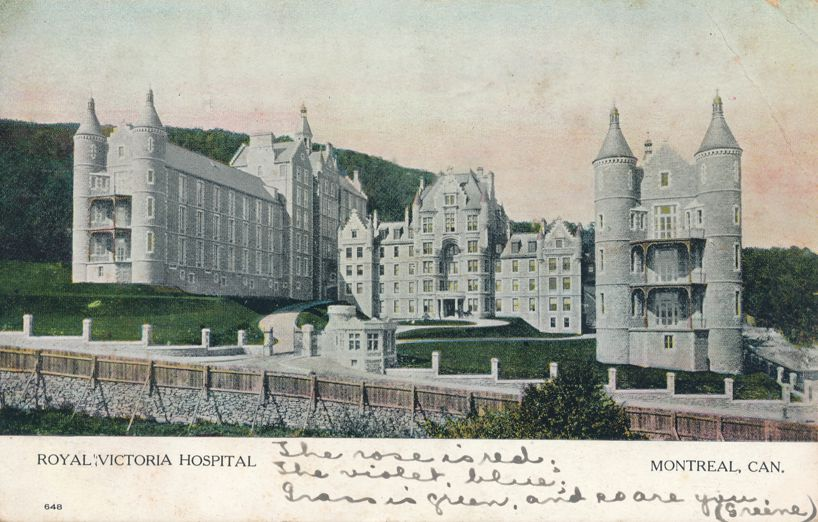 Royal Victoria Hospital - Montreal, Quebec, Canada