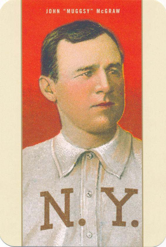 John McGraw - Baltimore Oriole Baseball Player - New York Giants Manager