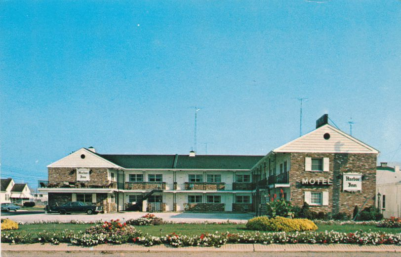 Harbor Inn Motel at Stone Harbor, New Jersey