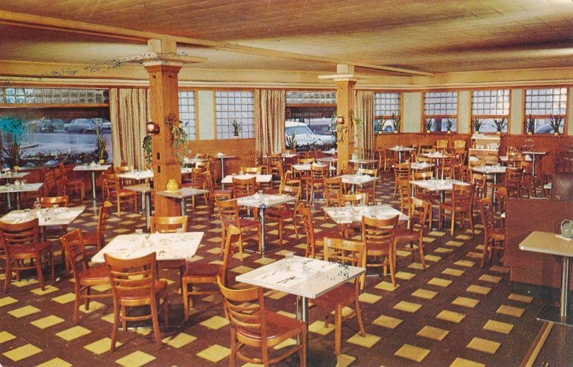 The Swallows Restaurant - Haven for Gourmets - Ashtabula, Ohio