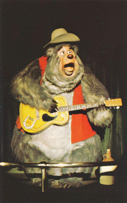 Country Bear Jamboree at Walt Disney World, Florida