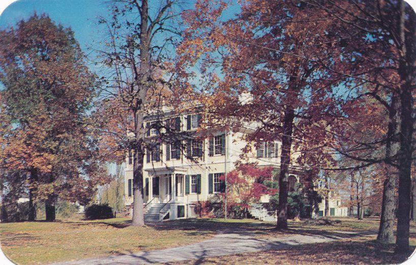Canandaigua, New York - Historic Granger Homestead