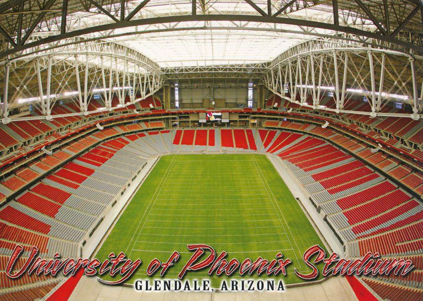 Glendale, Arizona - University of Phoenix Football Stadium
