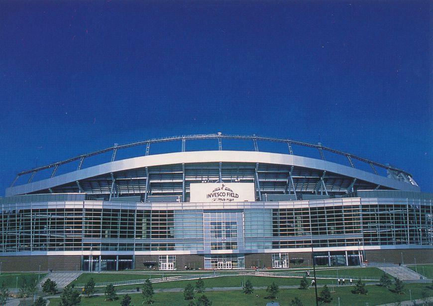 Denver Broncos at Invesco Football Stadium - Mile High, Colorado