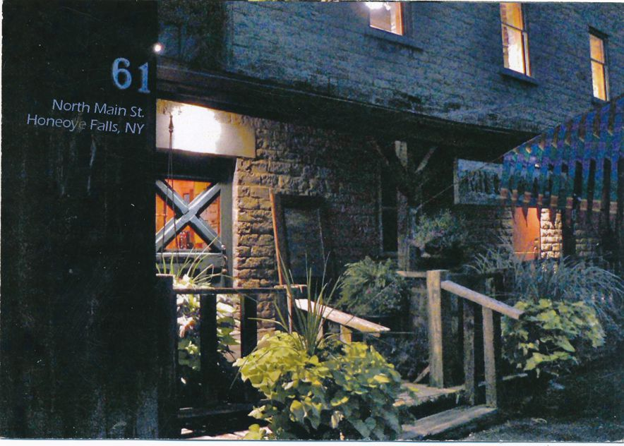 Mill Art Center and Gallery - Honeoye Falls, New York - Advertising Ephemera