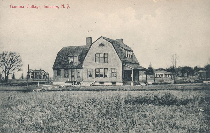 Ganona Cottage - Industry Secure School near Rush, New York