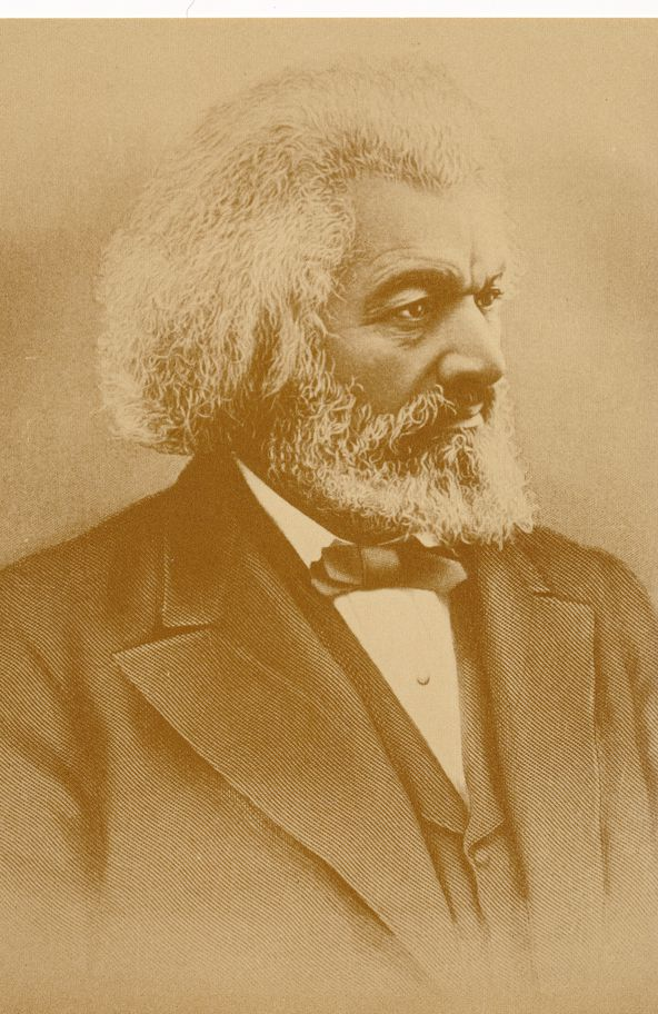 Frederick Douglas - Abolitionist - Seeking Liberty for All - Called Rochester NY Home