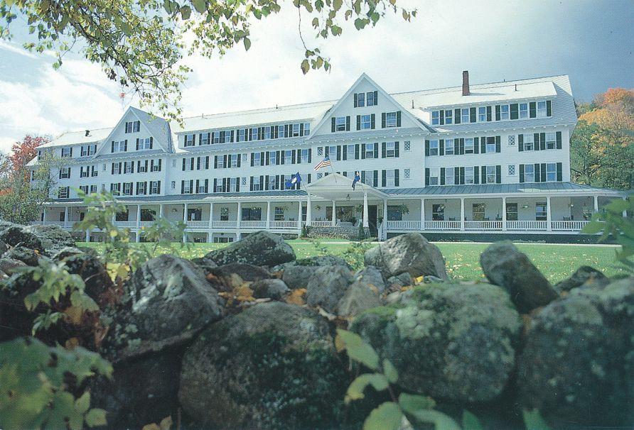 Jackson, New Hampshire - Eagle Mountain House Resort