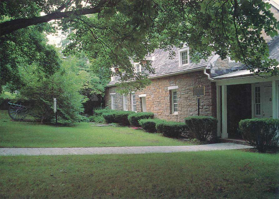 Canajoharie, New York - VanAlstyne Homestead - Now a Museum