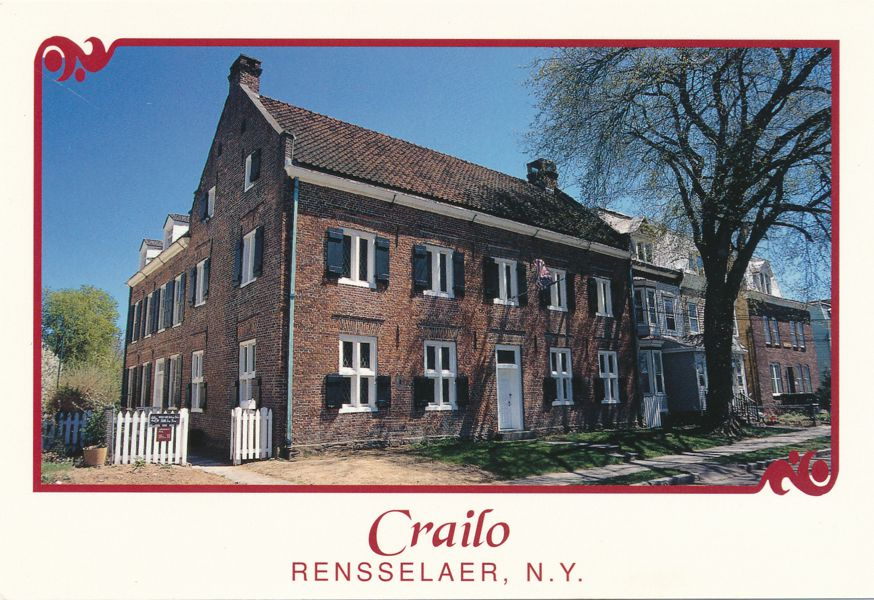 Rensselaer, New York - Crailo State Historic Site