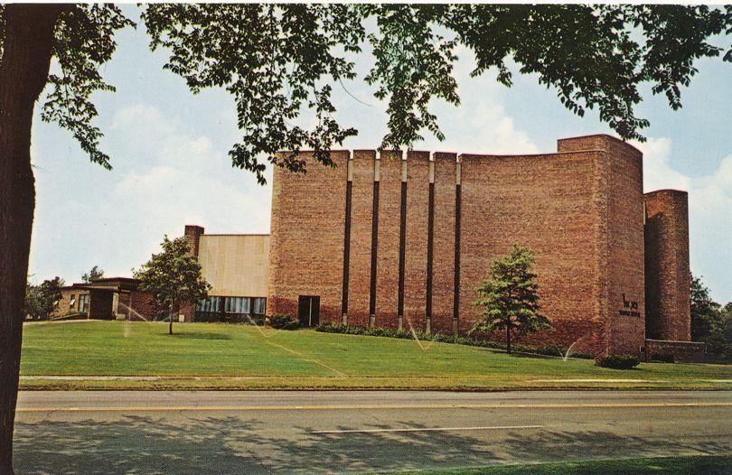 Rochester, New York - Temple Beth Kodish