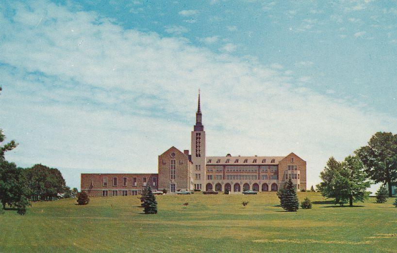 Rochester, New York - St. John Fisher College
