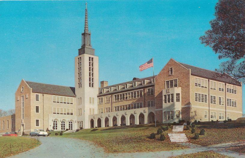 Rochester, New York - Saint John Fisher College
