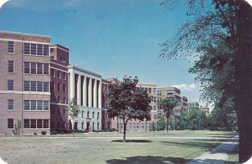 Medical Center Strong Memorial Hospital - University of Rochester, New York