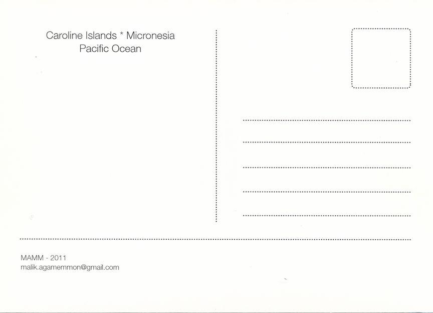 Chuuk Lagoon, Micronesia (Eastern Caroline Islands) - Satelite View