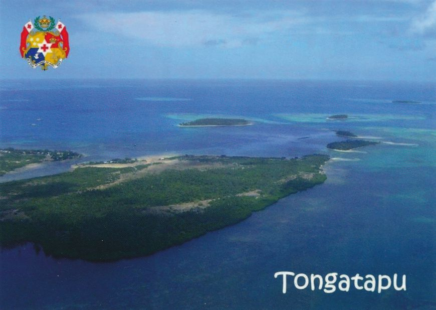 Tongatapu Island - Kingdom of Tonga - South Pacific Ocean - Oceania
