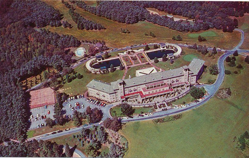 Hotel Hershey Resort, Pennsylvania - Golf Swimming Horseback Riding Tennis