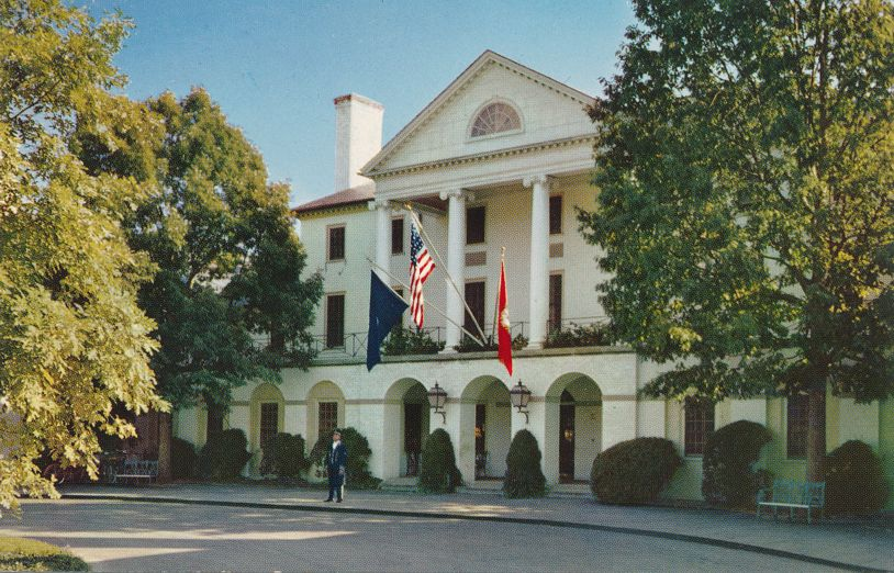 Williamsburg, Virginia - Williamsburg Inn Hotel