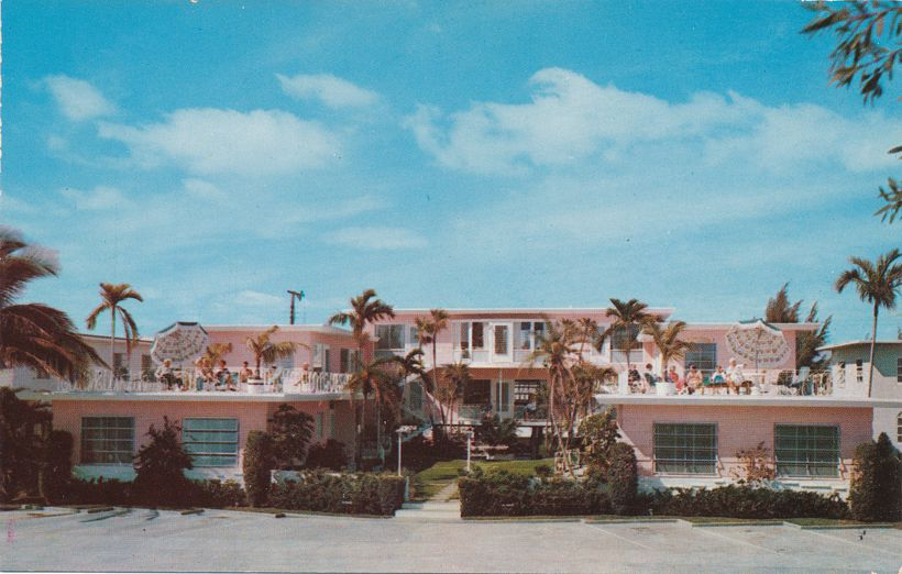 Fort Lauderdale, Florida - Florida Shores Apartments and Hotel Rooms