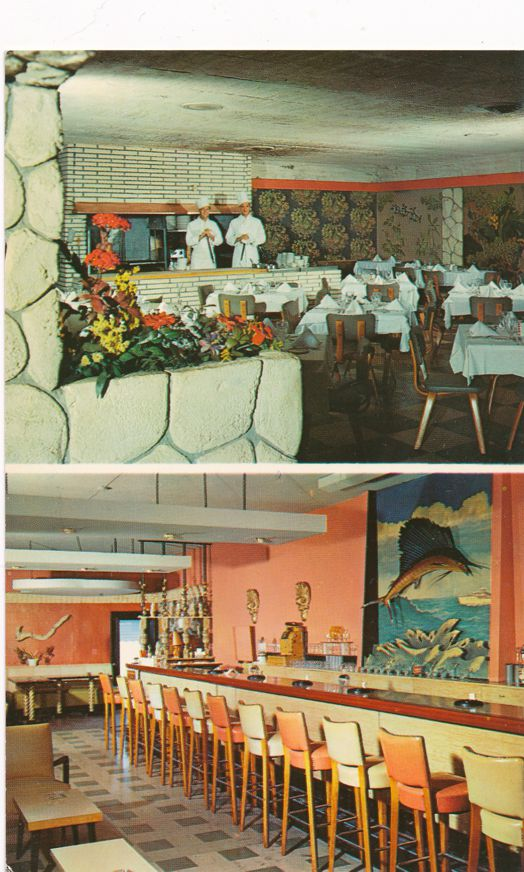 Lauderdale By The Sea, Florida - Club Restaurant and Bar