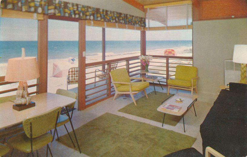 Pompano Beach, Florida - Ocean Ranch Villas Interior - Roadside