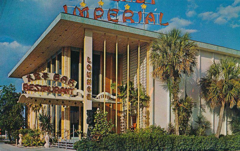 Pompano Beach, Florida - Imperial Far East Restaurant