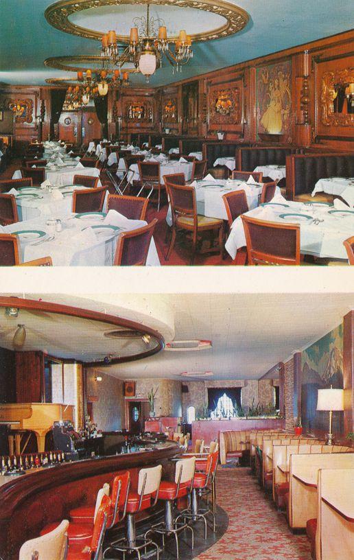Dearborn, Michigan - Meyers Sea Food Restaurant - Michigan's Show Place