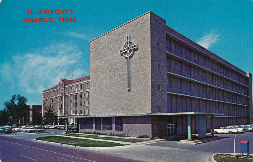 Amarillo, Texas - St Anthony's Hospital