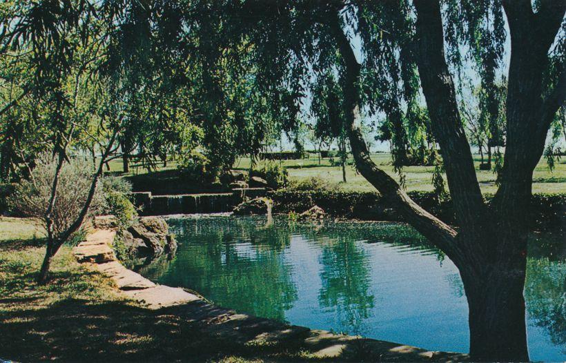 Dallas, Texas - Whispering Waters Restland Memorial Park