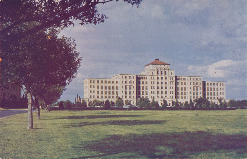 San Antonio, Texas - Brooke Hospital