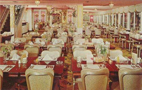 Crescent Beach Hotel, Rochester, New York - Restaurant Dining Room