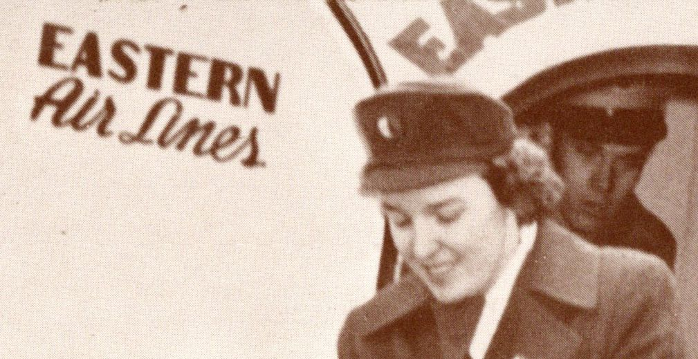 Eastern Airlines and Air Express - Eastern Silverliner