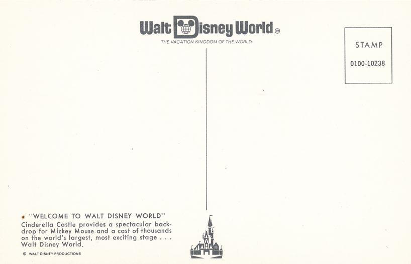 Orlando, Florida - Walt Disney World - Disney Cast at Cinderella Castle