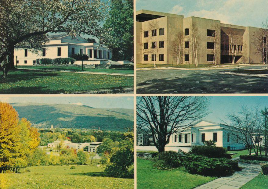 Williamstown, Massachusetts - Sterling and francine Clark Art Institute