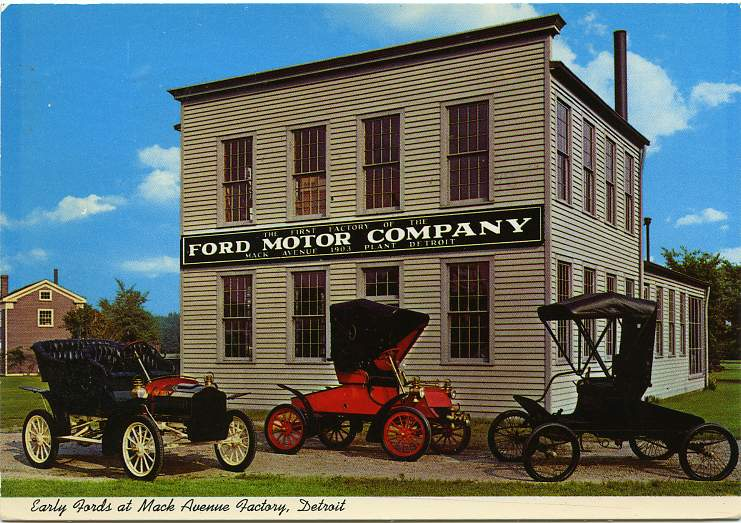 Greenfield village and henry ford museum hotels for Ford motor co dearborn mi