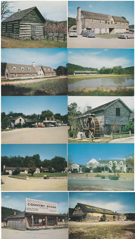 (10 photos) Selected Natural Color Photos - Renfro Valley, Kentucky