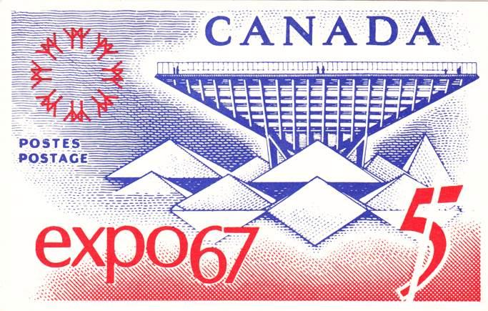 Canada+postcard