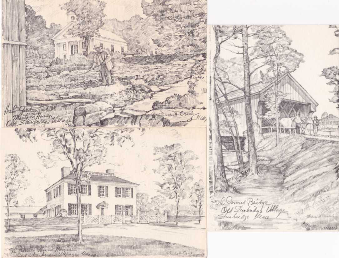 Old Village House Drawing 844maoldsturbridge.jpg