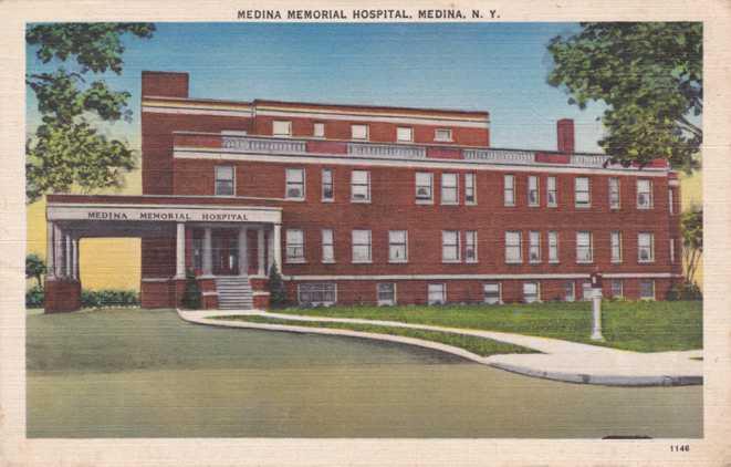 Buy Here Pay Here Ohio >> Playle's: Medina Memorial Hospital - Medina, New York ...